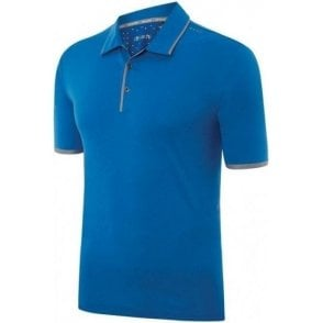 Adidas Climachill bonded solid polo