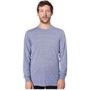 Tri-blend long sleeve t-shirt (TR407