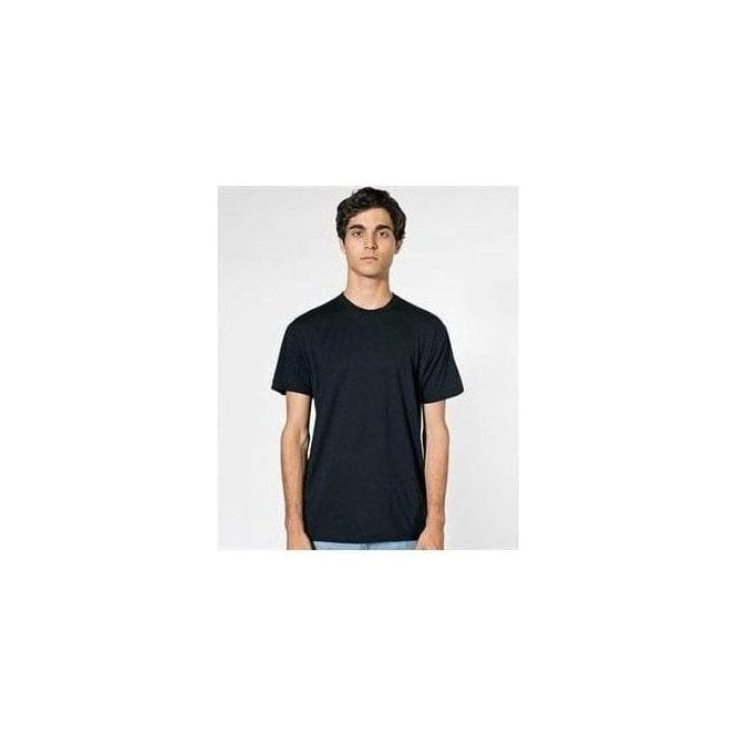 American Apparel Unisex poly/cotton short sleeve crew neck T (BB401)
