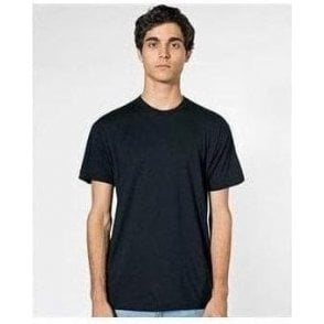 Unisex poly/cotton short sleeve crew neck T (BB401)