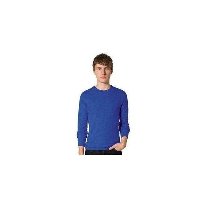 American Apparel Unisex thermal long sleeve t-shirt (T407)
