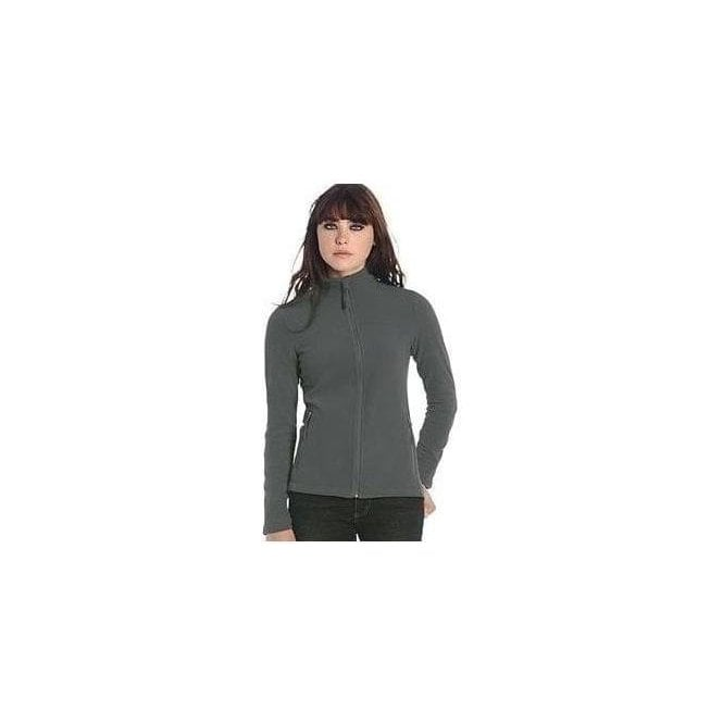 B&C Collection Coolstar womens full zip sweatshirt