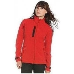 B&C Collection X-Lite softshell women's jacket