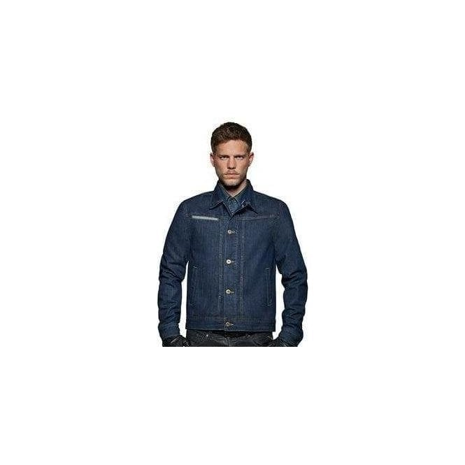 B&C Collection B&C Denim B&C DNM frame men's jacket