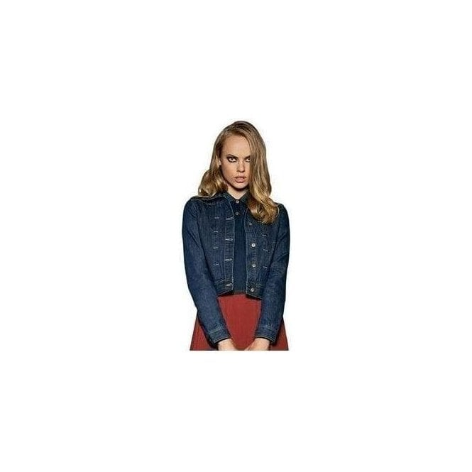 B&C Collection B&C Denim B&C DNM frame women's jacket