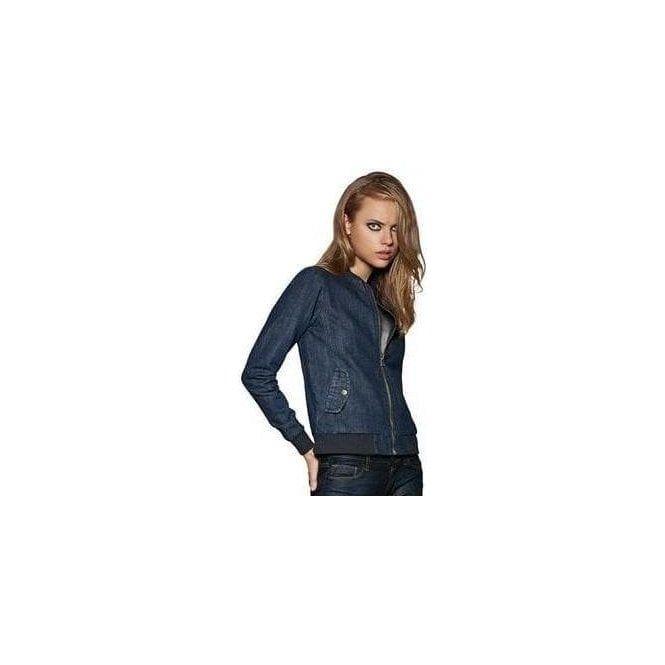 B&C Collection B&C Denim B&C DNM supremacy women's jacket