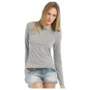 B&C Collection Women-only long sleeve tshirt