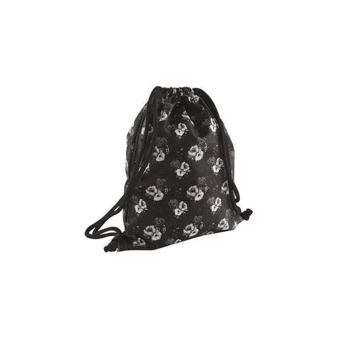 BagBase Graphic drawstring backpack