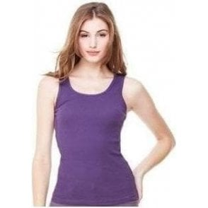 Bella+Canvas 2x1 rib tank top
