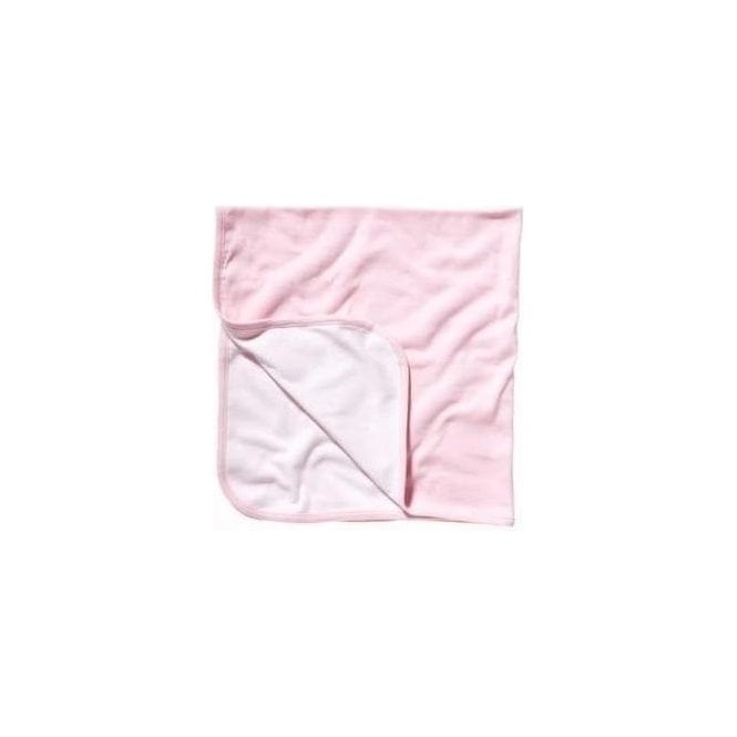 Bella+Canvas Reversible baby rib blanket