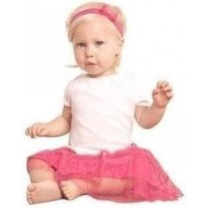 Bella+Canvas Short-sleeve baby rib t-shirt