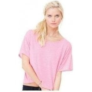 Bella+Canvas Flowy boxy t-shirt