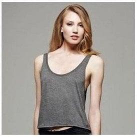 Bella+Canvas Flowy boxy tank top