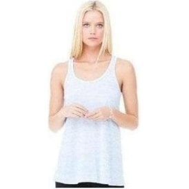 Bella+Canvas Flowy racer back tank top