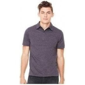 Bella+Canvas Jersey 5 button polo
