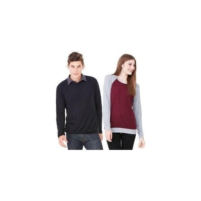 Bella+Canvas Unisex lightweight sweater