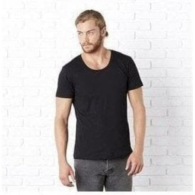 Bella+Canvas Wide neck t-shirt
