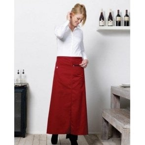 Bistro By Jassz Long Bistro Pocket Apron