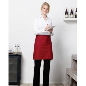 Bistro By Jassz Short Length Bistro Apron
