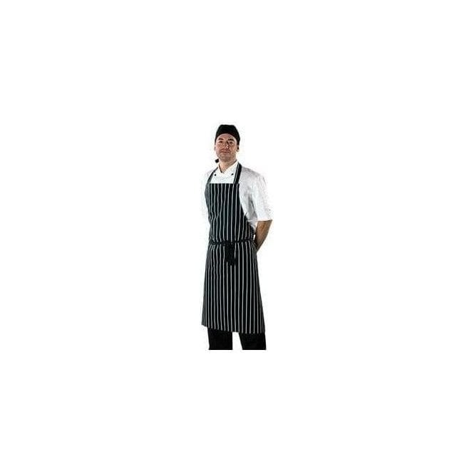 Dennys Butcher apron bib (adjustable halter) (DP85A)