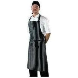 Butcher apron bib (adjustable halter) (DP85A)