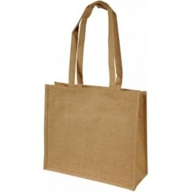 Calcutta Long Handle Jute Shopper