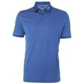 Callaway Hawkeye Chambray inspired polo