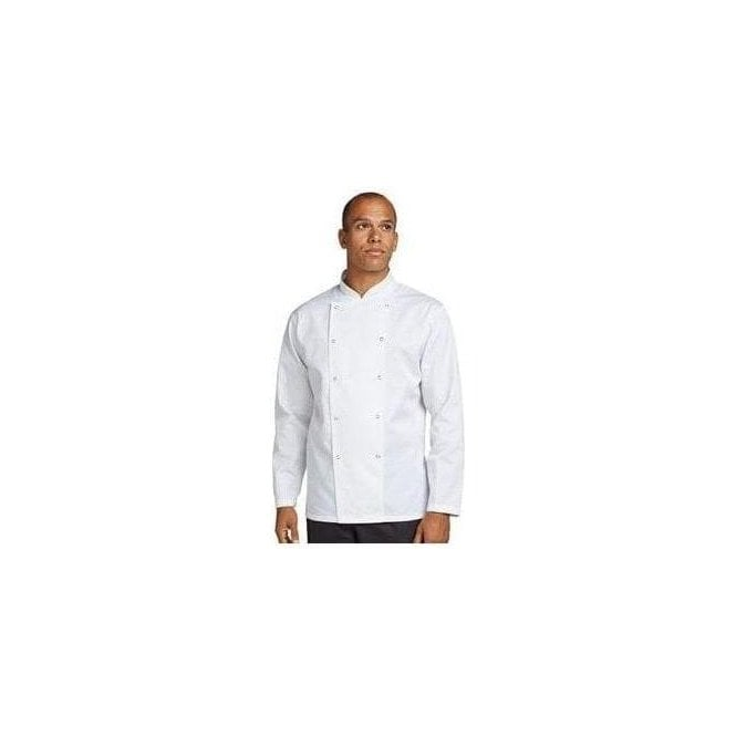 AFD Chef's kit jacket with press stud (DD16)