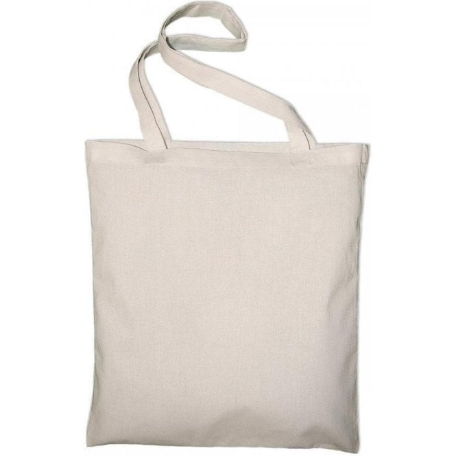 Bistro By Jassz Classic Long Handle Canvas Tote