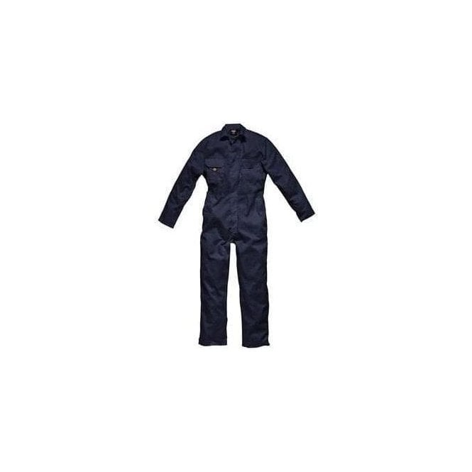 Dickies Contract stud fastening coverall