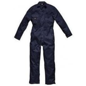 Contract stud fastening coverall