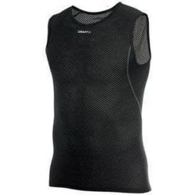 Cool mesh superlight sleeveless base layer