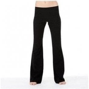 Cotton Spandex fitness trousers