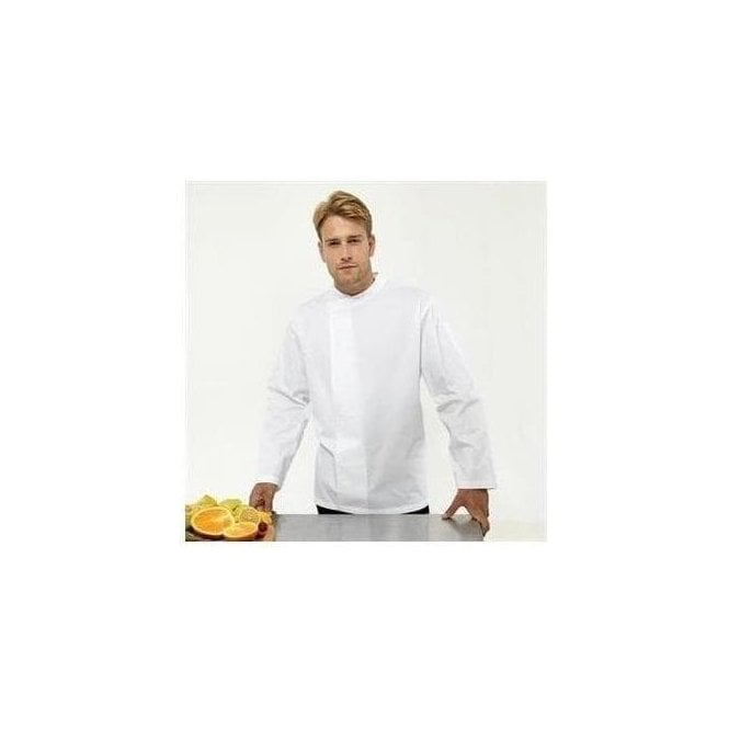 Premier 'Culinary' pull-on - chef's long sleeve tunic
