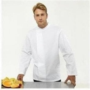 'Culinary' pull-on - chef's long sleeve tunic