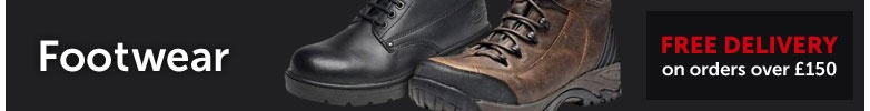 Logistics & Warehouse Footwear