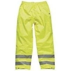 Dickies Hi-vis highway trouser