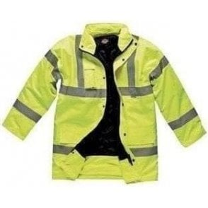 Dickies Hi-vis motorway jacket