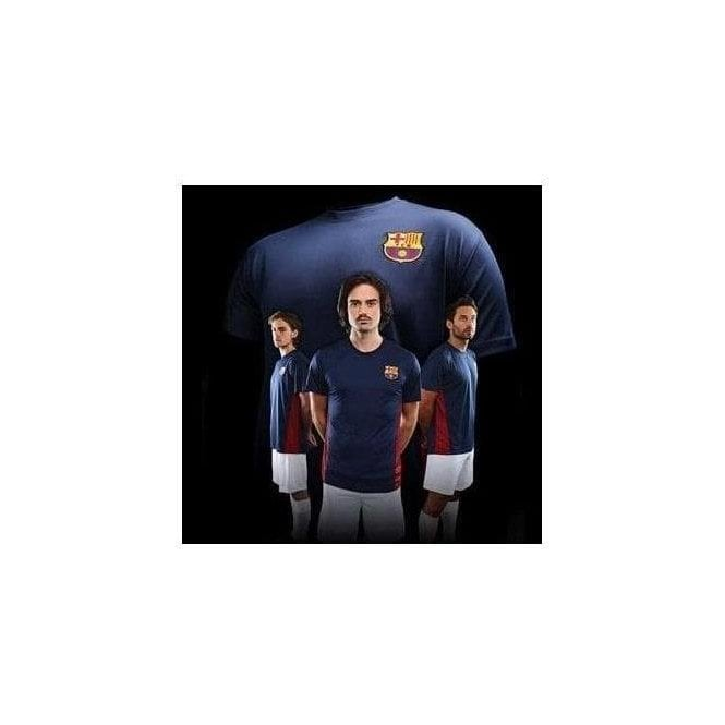Official Football Merch FC Barcelona Adults Performance T-shirt