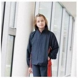 Finden Hales Kids piped track top