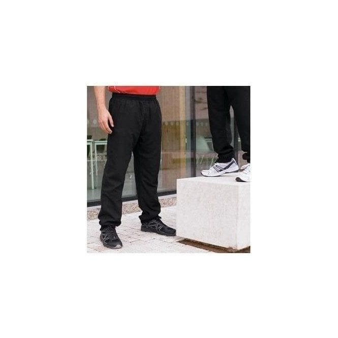 Finden Hales Lines cuff track pant