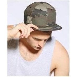 Flexfit by Yupoong Camouflage snapback
