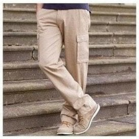Front Row Cargo trousers