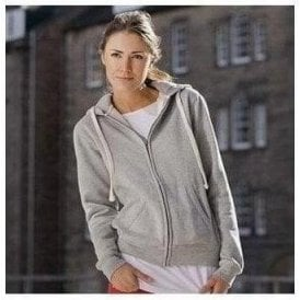 Front Row Women's zip through hoodie