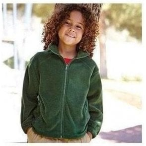 Fruit of the Loom Kid's outdoor fleece