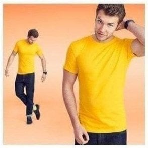 Fruit of the Loom Mens Soft spun T-shirt