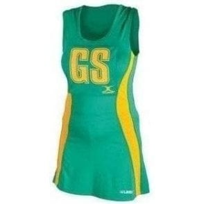 Gilbert Netball Eclipse dress