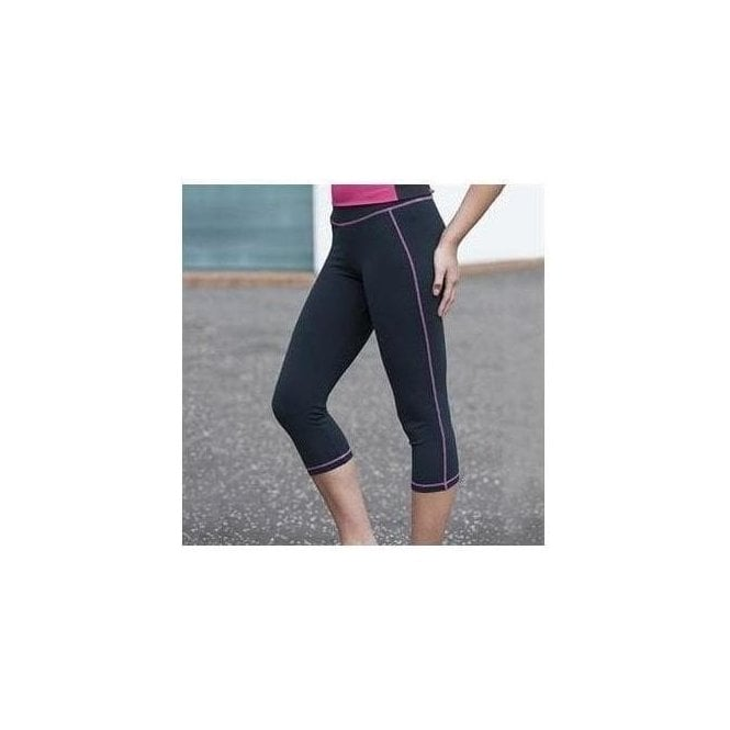 AWDis Girlie cool capri bottoms leggings