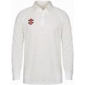 Gray-Nicolls Kids Matrix long sleeve shirt