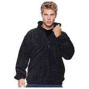 Grizzly Grizzly half zip active fleece
